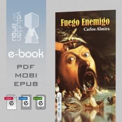 Fuego Enemigo - ebook