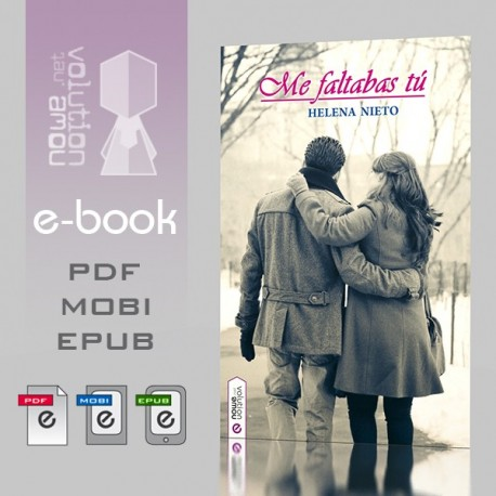 Me faltabas tú - ebook