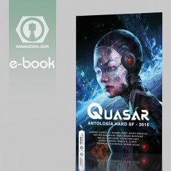 Quasar, antología hard SF - ebook