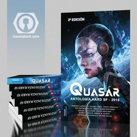 Quasar, antología hard SF
