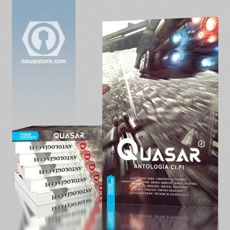 Quasar 2 antología Ci.Fi