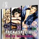 Pack No te escondas