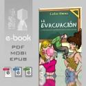 La evacuación - ebook