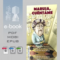 Maruja, cuéntame ebook