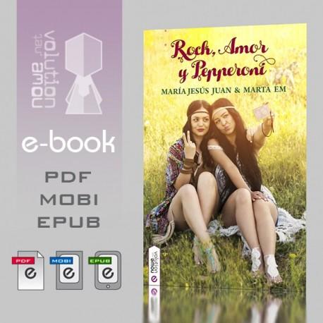 Rock, amor y pepperoni ebook