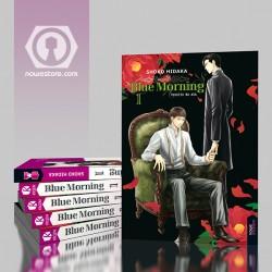 Blue Morning 1 el mejor yaoi de Shoko Hidaka en Nowevolution, compra yaoi de calidad