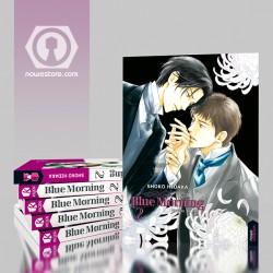 Blue Morning 2 el mejor yaoi de Shoko Hidaka en Nowevolution, compra yaoi de calidad