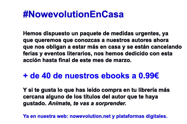 NowevolutionEnCasa