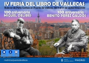 Feria del libro de Vallecas 2020