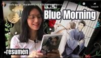 Nueva reseña para Blue morning 4 el yaoi de Hidaka Shoko