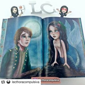 Reseña de Perlas de sirena en Lectora compulsiva IG