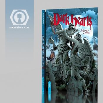 Reseña para Dark hearts, antología gótica